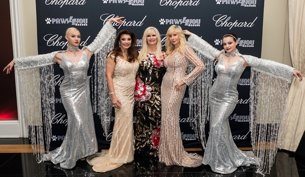 Paws4You Rescue Raises $75K at Diamonds are Forever Gala