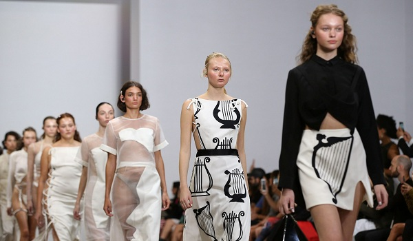 KARLA SPETIC at Mercedes-Benz Fashion Week Australia