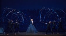 Victoria Clark and Doug Varone and Dancers in the Glamour Dream photo by Richard Termine