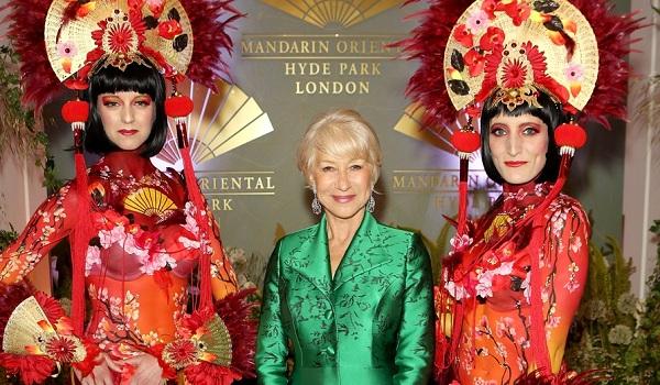 Mandarin Oriental Hyde Park London Fantastic Reopening Party