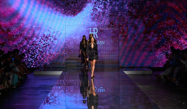 HERMINAS REEA RUNWAY Show at Miami Fashion Week