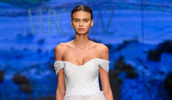 VERO DÍAZ RUNWAY Show at Miami Fashion Week