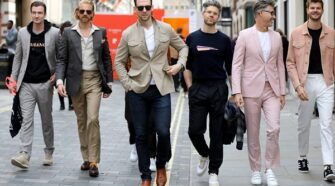 ST JAMES'S HOSTS LONDON FASHION WEEK MEN'S SHOW