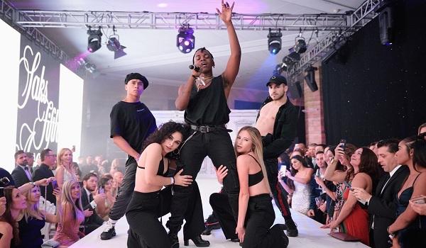 Make-A-Wish NightClub Fashion Show