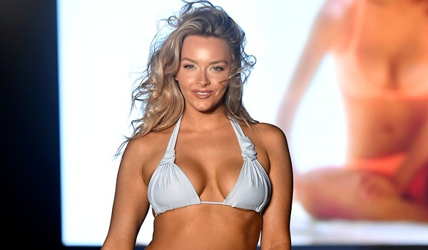 Sports Illustrated Swimsuit Runway at Miami Swim Week