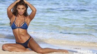 Sports Illustrated Announces Model Search Winner - Brooks Nader