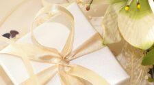 Five Classic Wedding Gift Ideas