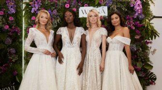 WONÁ Bridal presents Fall 2020 at NYBFW