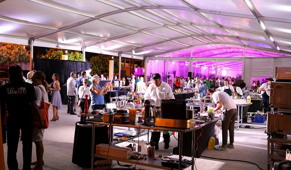 Top Chefs Dish It Up at 2nd Annual Sunset Soirée & Yacht Chef Competition