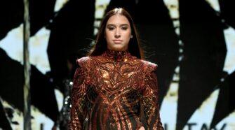 Usama Ishtay Spring Summer Collection At Los Angeles Fashion Week 2020