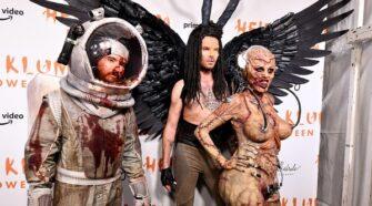 Heidi Klum's 20th Annual Halloween Party