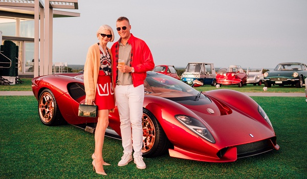 The Bridge - THE MOST EXCLUSIVE ANNUAL VINTAGE CAR AND CONTEMPORARY ART EVENT