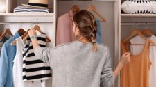 A Clothing Haven: How to Easily Organize Your Closet