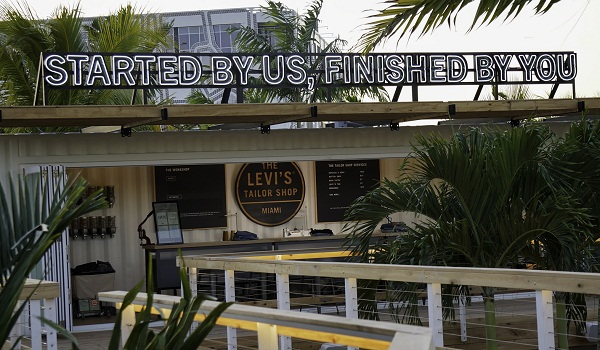 Levi Strauss Art Basel Write Up Alex Spirer