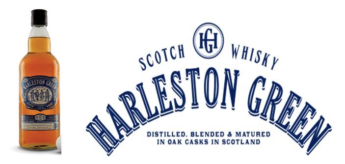 HARLESTON GREEN SCOTCH WHISKY