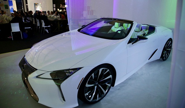 LEXUS Kicked off its 2nd Annual Partnership with Design Miami/ as Official Automotive Partner