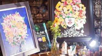 Come to Your Senses – An Evening of Art, Beer and Food