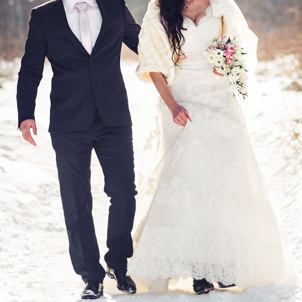 3 Tips for Throwing a Unique Winter Wedding