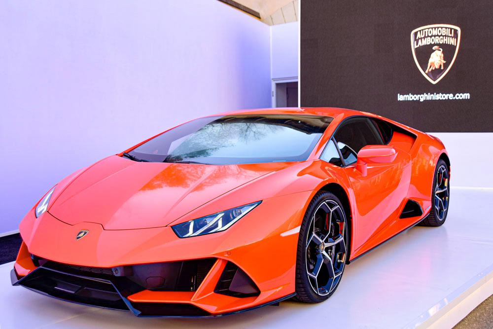 Lamborghini menswear