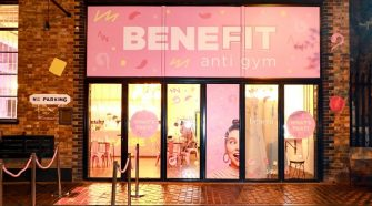 BENEFIT COSMETICS LAUNCHES ANTI-GYM POP UP EXPERIENCE
