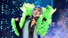Lady Gaga Headlines AT&T TV Super Saturday Night