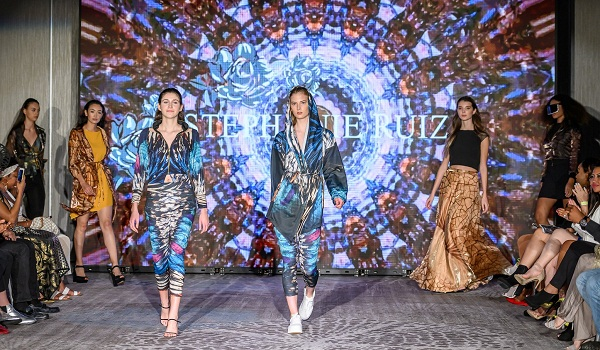 STEPHANIERUIZ Fashion Show at FORT LAUDERDALE FASHION WEEK