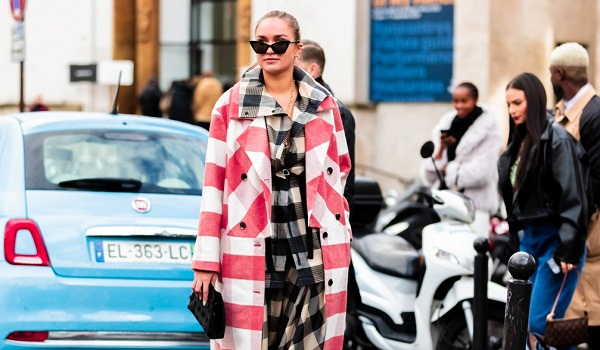 Paris Fashion Week Street Style Photos by NICK LEUZE