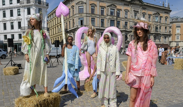 HELMSTEDT Spring Summer Collection at Copenhagen Fashion Week 2021