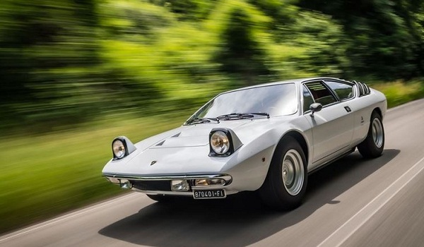 Lamborghini Celebrates the 50th Anniversary of the Urraco