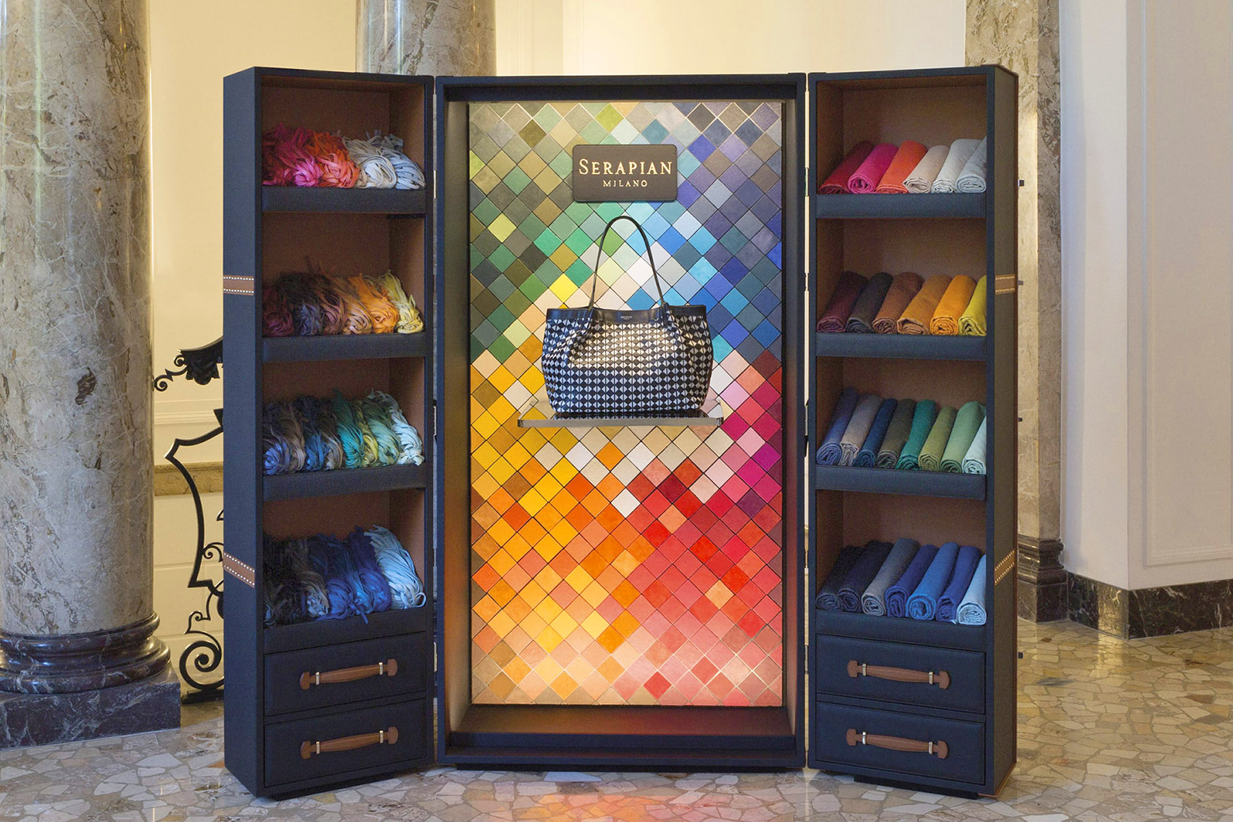 Serapian's Bespoke Service and the New Real for Luxury Fashion