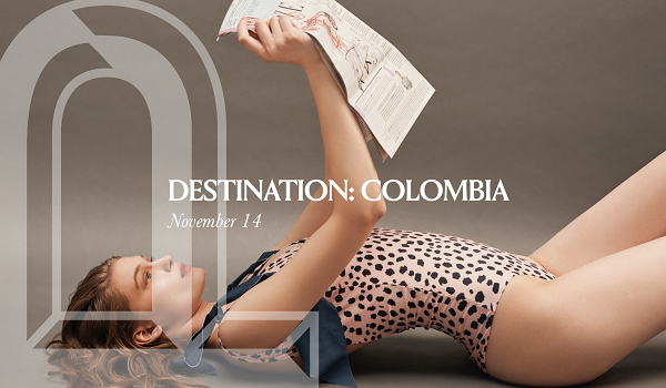 DESTINATION Colombia Runway Show
