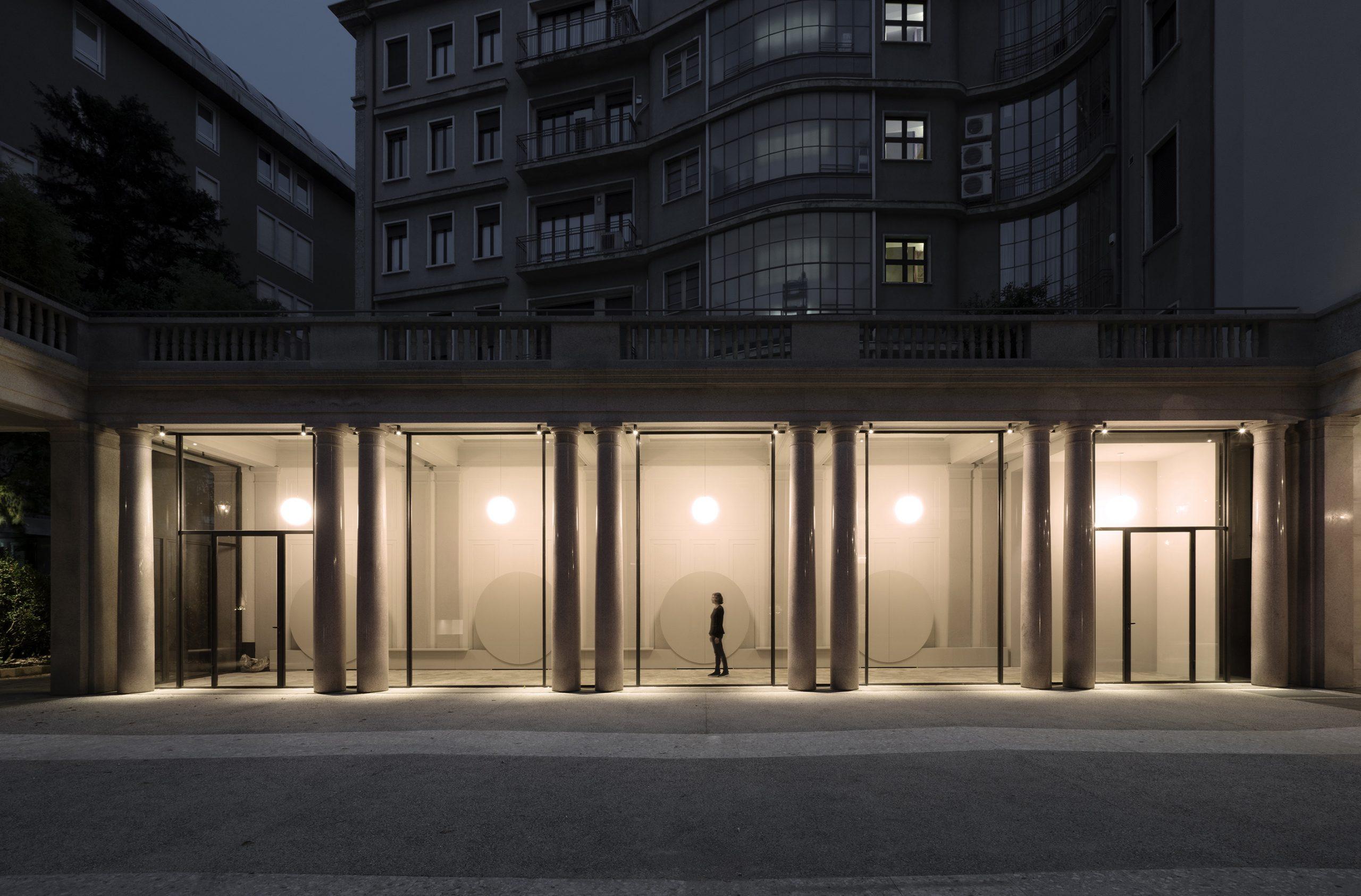 Milano Prime Spaces: the Opening of Garden Senato