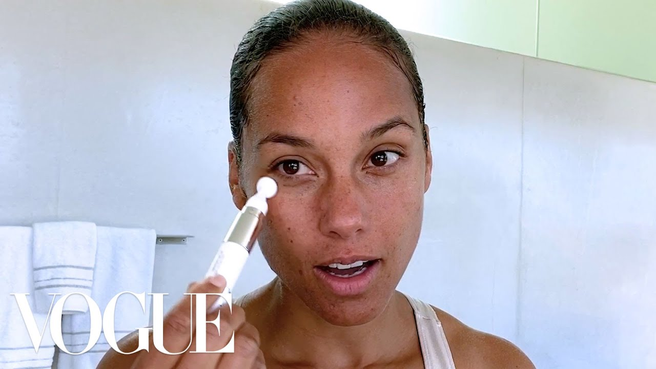 Alicia Keys' Guide to Wellness-Inspired Beauty | Beauty Secrets | Vogue