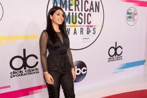 2017 AMERICAN MUSIC AWARDS - Red Carpet 7