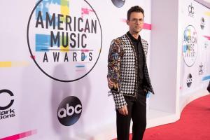 2017 AMERICAN MUSIC AWARDS - Red Carpet 13
