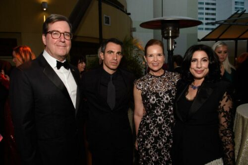 Academy_President_David_Rubin_(far_left)_and_Jennifer_Todd_(third_from_left)_attend_the_Academy's_2019_Annual_Governors_Awards_in_The_Ray_Dolby_Ballroom_on_Sunday,_October_27,_2019,_in_Ho