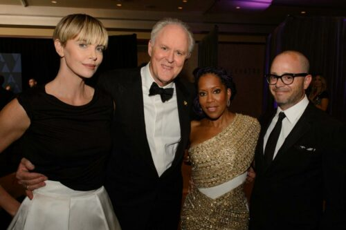 Charlize_Theron,_John_Lithgow,_Regina_King_and_Damon_Lindelhof_attend_the_Academy's_2019_Annual_Governors_Awards_in_The_Ray_Dolby_Ballroom_on_Sunday,_October_27,_2019,_in_Hollywood,_CA.