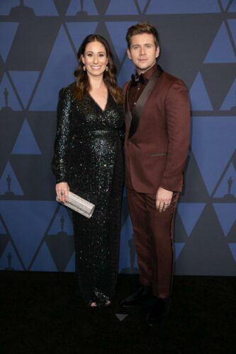 Jessica_Blair_and_Allen_Leech_attend_the_Academy's_2019_Annual_Governors_Awards