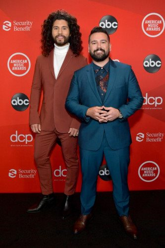 2020 American Music Awards Show and Red Carpet