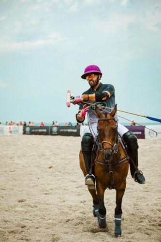 Tito Gaudenzi - World Polo League Beach Polo 2021 - Photo Credit Willy Dade