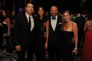 Chris Paciello, Elaine Gregory, Gino LoPinto, & Yvonne LoPinto
