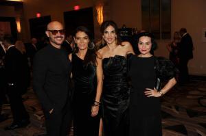 Gio Alma & Marcela Alma, Kim Caceres, & Michelle Leshem