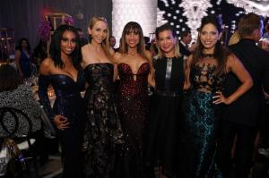 Rochelle Deiso, Danielle Gonzalez, Jolie Balido, Danielle Garno, & Matha Valdes Fauli