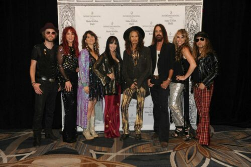 Steven Tyler  The Loving Mary Band