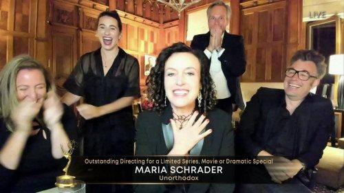 Maria Schrader, Anna Winger, Alexa Karolinski