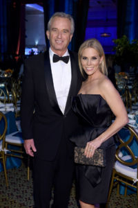 Bobby Kennedy, Cheryl Hines at Accessories Council hosts the 22nd Annual ACE Awards