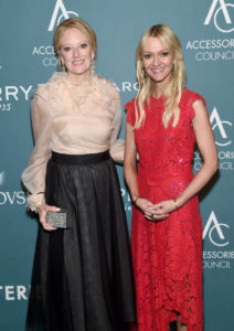 Fran Lukas, Zanna Roberts Rassi at Accessories Council hosts the 22nd Annual ACE Awards
