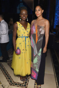 Lupita Nyong'o, Tracee Ellis Ross at Accessories Council hosts the 22nd Annual ACE Awards