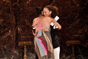 Tracee Ellis Ross, Samira Nasr at Accessories Council hosts the 22nd Annual ACE Awards