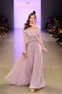 AFFFAIR Spring Summer Collection at New York Fashion Week